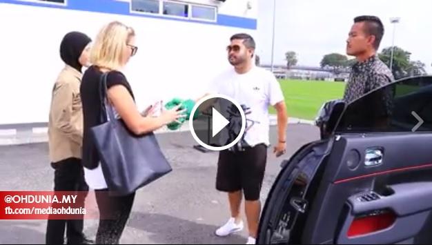 Isu Bersalaman: Sindiran TMJ Dalam Video Pendek Ini