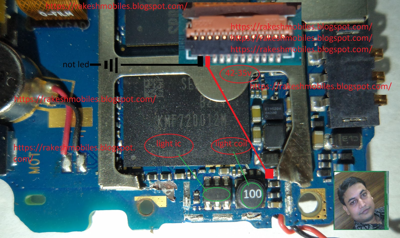 lenovo a1000 lcd light ways | Mobile Repairing Tips