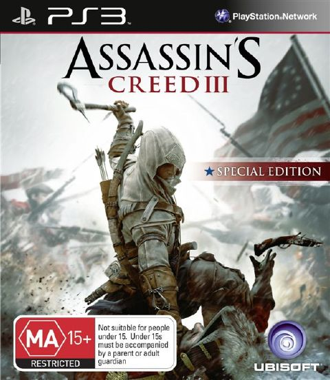 Assassins Creed 3 Special Edition Download Game Ps3
