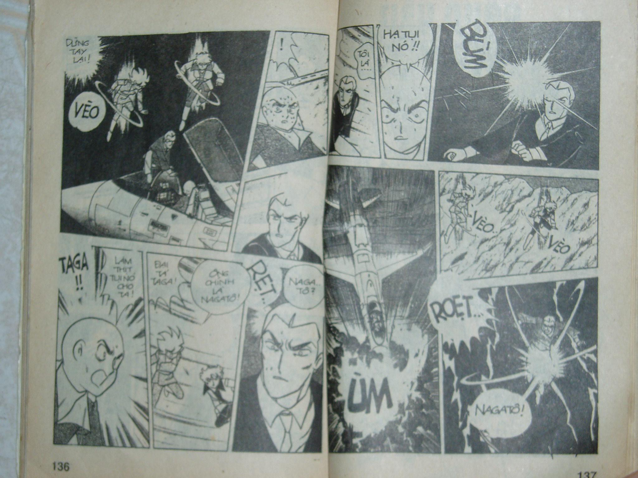 Siêu nhân Locke vol 13 trang 65