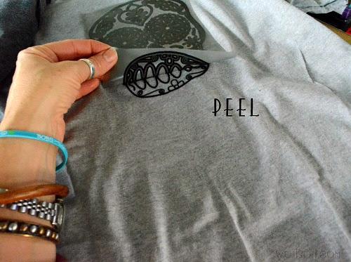 WobiSobi: Sugar Skull T-Shirt DIY.