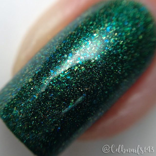 Lollipop Posse Lacquer-Half So Interesting