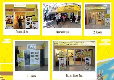 Daftar Alamat Surabaya Patata di Surabaya