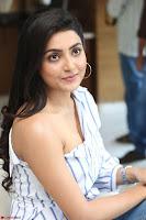 Avantika Mishra in One Shoulder Crop Top and Denim Jeggings ~  Exclusive 054.JPG