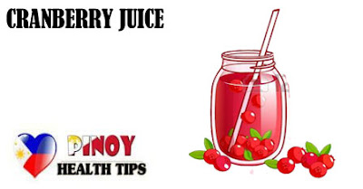 Natural Remedies For Bed Wetting: Cranberry Juice