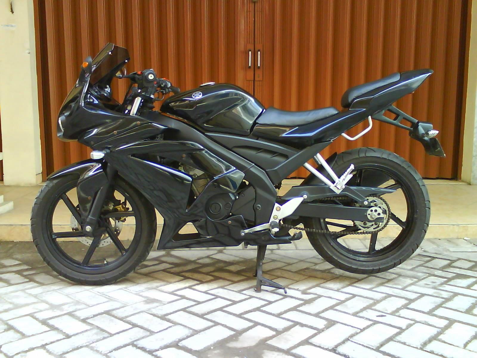 Koleksi Modifikasi Mtor Vixion 2009 Terbaru Dunia Motor