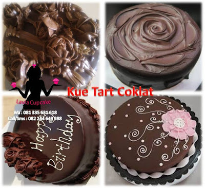Harga kue tart blackforest coklat Sidoarjo Surabaya