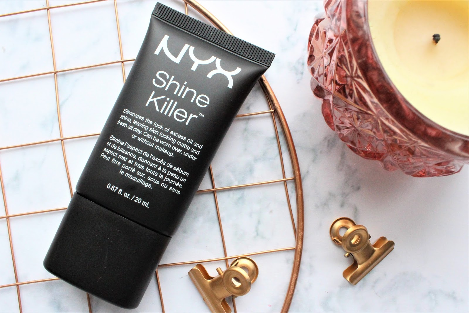 NYX shine killer primer review