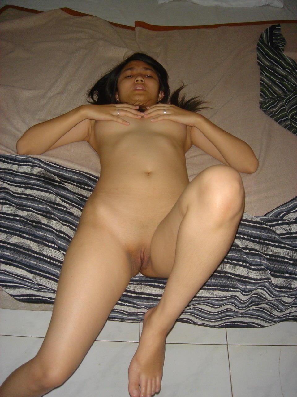 nipples young model thong nude art
