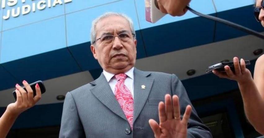 PEDRO CHÁVARRY: Fiscal de la Nación admite que mintió sobre reunión con Hinostroza y Camayo