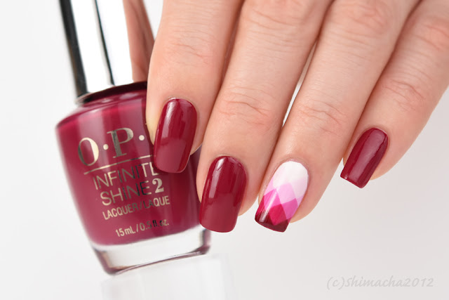 opi infinite shine, airbrush nail, DIAMOND OMBRE NAILS, エアブラシ ネイル,