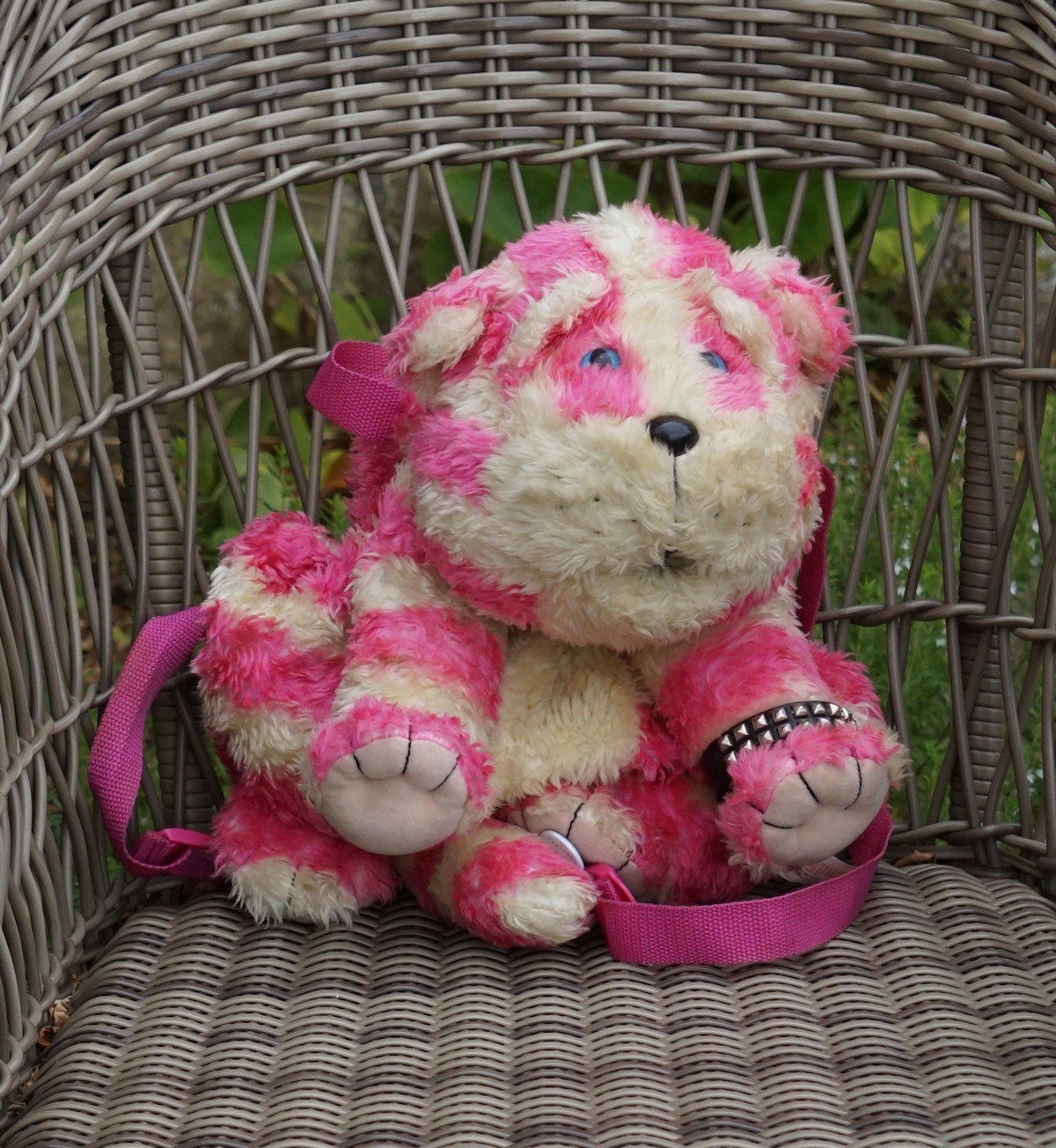 BAGPUSS BACKPACK // WWW.XLOVELEAHX.CO.UK