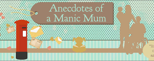 anecdotes of a manic mum: Dear Alex, Part 2: Our announcement!
