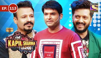 The Kapil Sharma Show Episode 113 11 June 2017 HDTV 480p 250mb