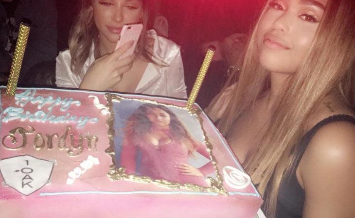 Kylie Jenner gifts bestfriend Jordyn Woods N6.4m bangle on her birthday