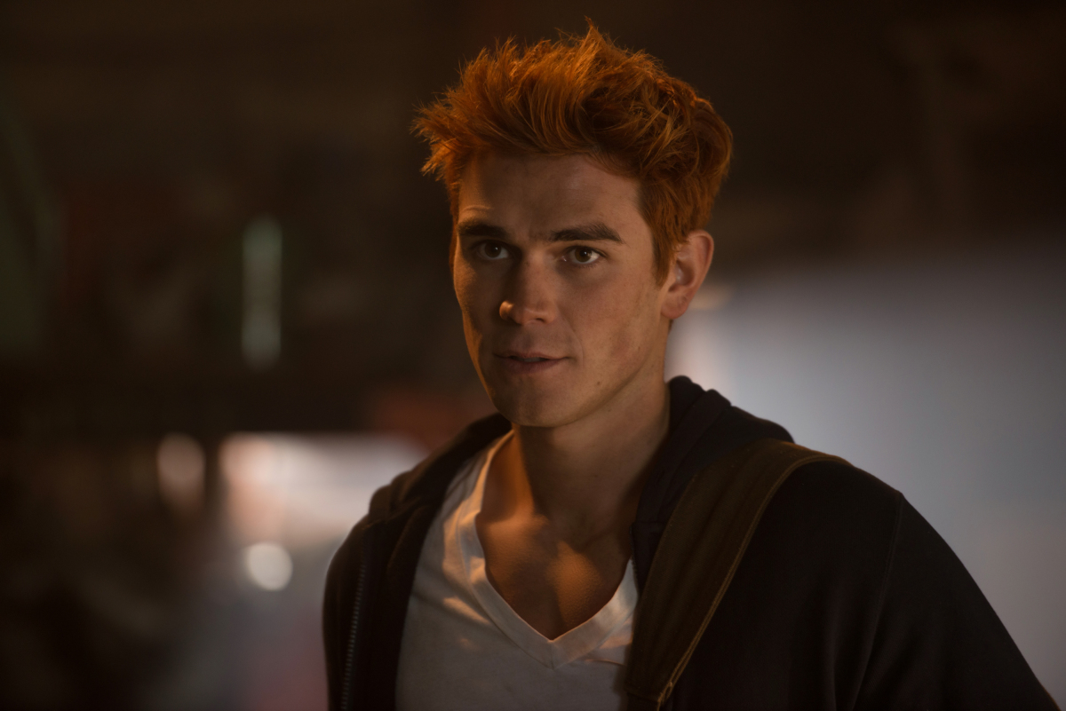 KJ Apa en Riverdale de The Cw