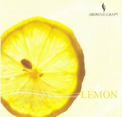 Aromatherapy - Lemon