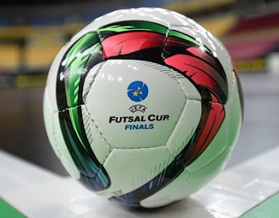 bola futsal standar internasional fifa