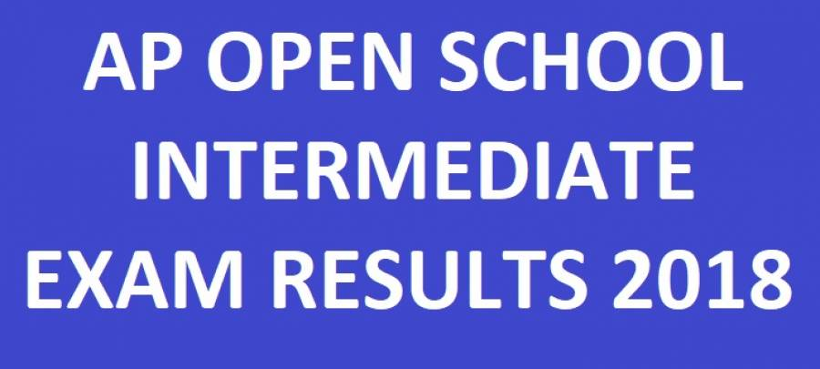 APOSS Andhra Pradesh Inter Results