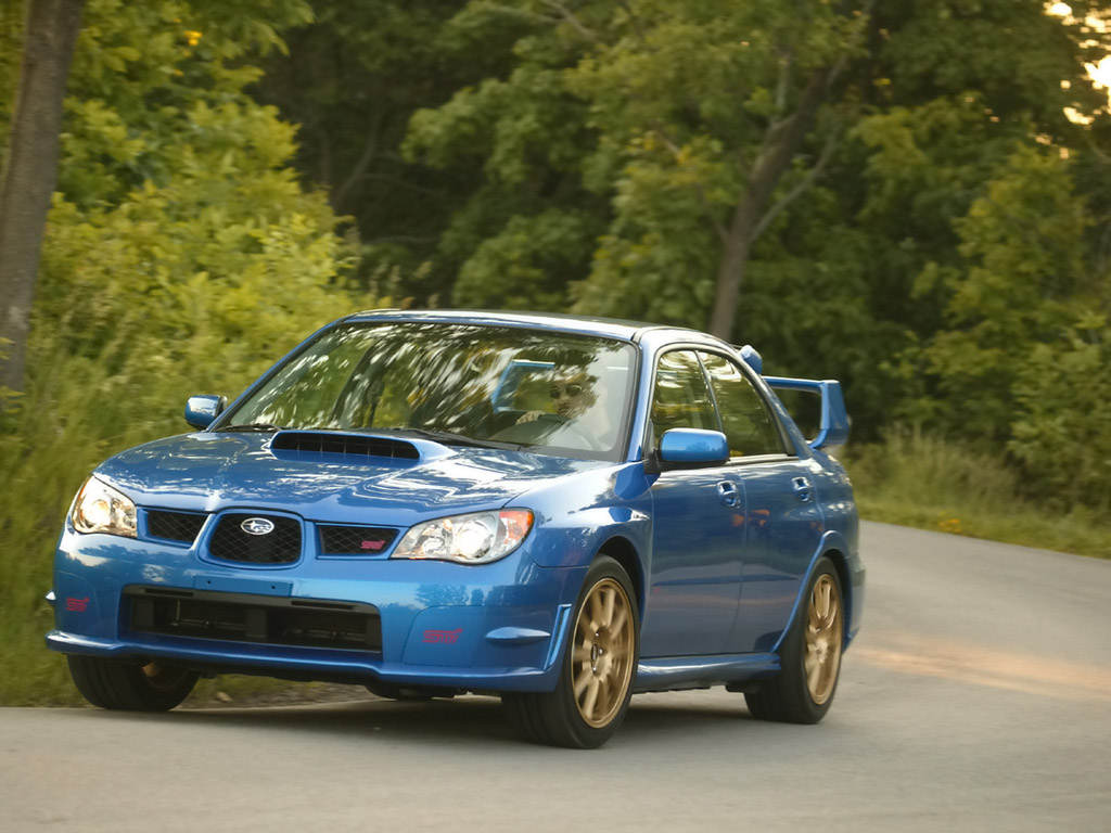 Subaru Impreza Wrx Sti New Car Price Specification