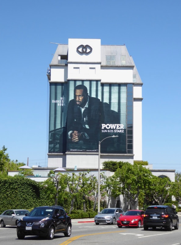 Giant Power season 4 billboard