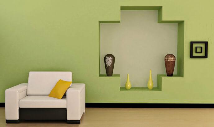 Cat Warna Apa Menampakkan Ruang Lebih Luas Tukang Cat Rumah