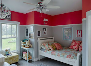 Painting the Kids Room