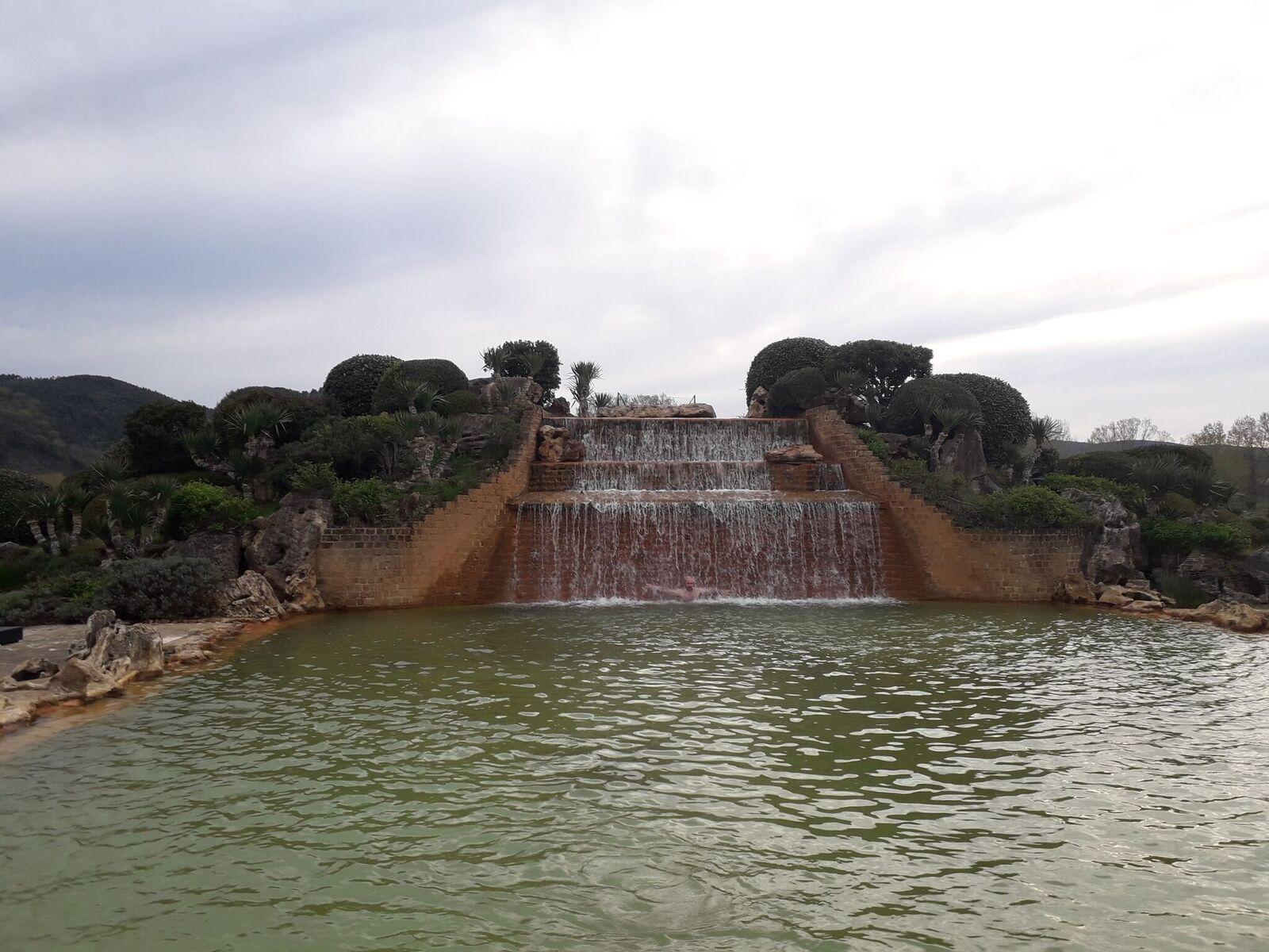 Siena Siena S Thermal Springs Buddha Spa By Clarins
