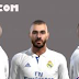 PES 2013 Real Madrid Karim Benzema Face by Emre Montero