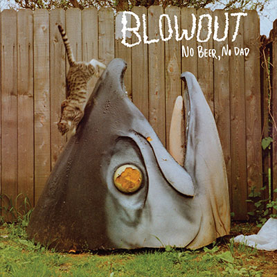 The 10 Best Album Cover Artworks of 2016: 06. Blowout - No Beer, No Dad