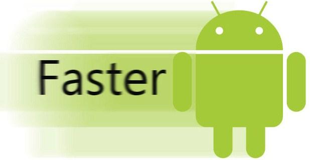 Cara Mempercepat Android