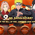 Naruto Online 2nd Anniversary Gift Offers ! 6 Free time gift offer