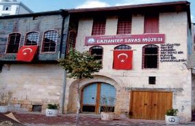 Gaziantep Şahinbey Savaş Müzesi