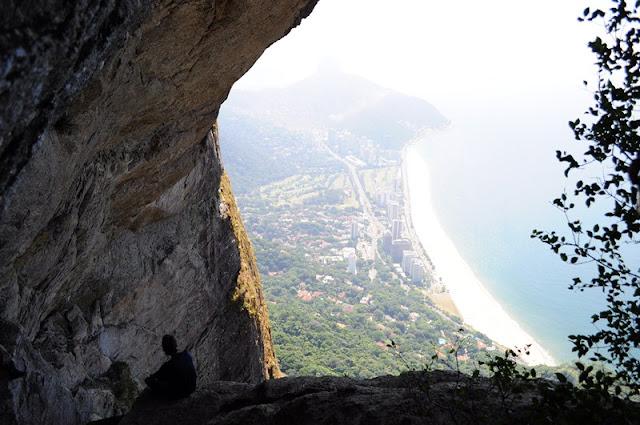 Brasil Rio de janeiro trilha pedra da gávea fotos pico dos quatro 4 garganta do ceu são conrado