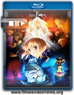 Fate/Zero 2ª Temporada Torrent - BluRay Rip