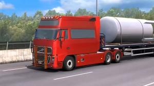 Volvo FH Longliner truck mod