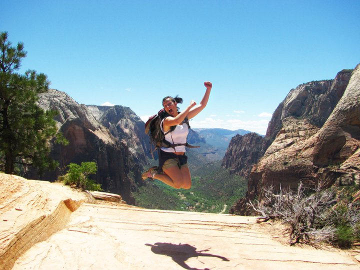 angel s landing hike zion national park adventures in southern