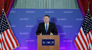 Pompeo vows to expel 'every last Iranian boot' from Syria