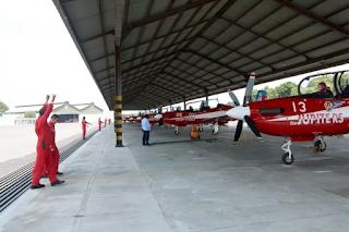 Jupiter Aerobatik Team
