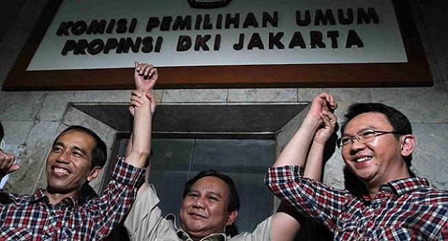 Pak Prabowo Mengatakan Jokowi dan Ahok Adalah Pilihan Dunia