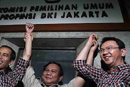 Masih Ingat Kata Pak Prabowo Bahwa Jokowi dan Ahok Adalah Pilihan Dunia