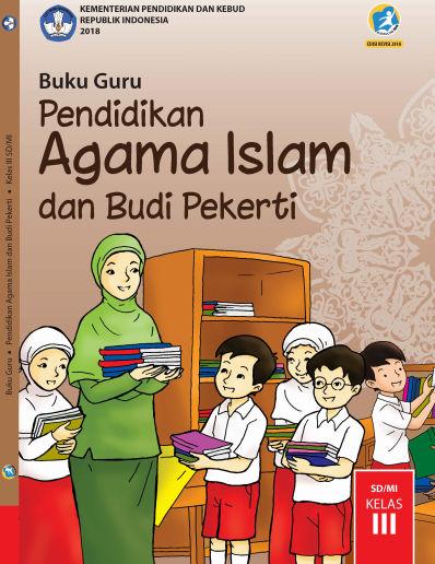 Buku PAI Kelas 3 Kurikulum 2013 Revisi 2018 PDF