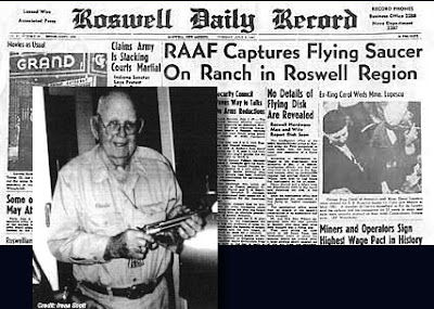 ROSWELL - Former US Deputy Sheriff Charlie Forgus Saw Alien Bodies