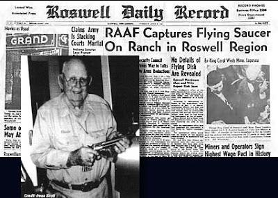 ROSWELL - Former US Deputy Sheriff Charlie Forgus Saw Alien Bodies