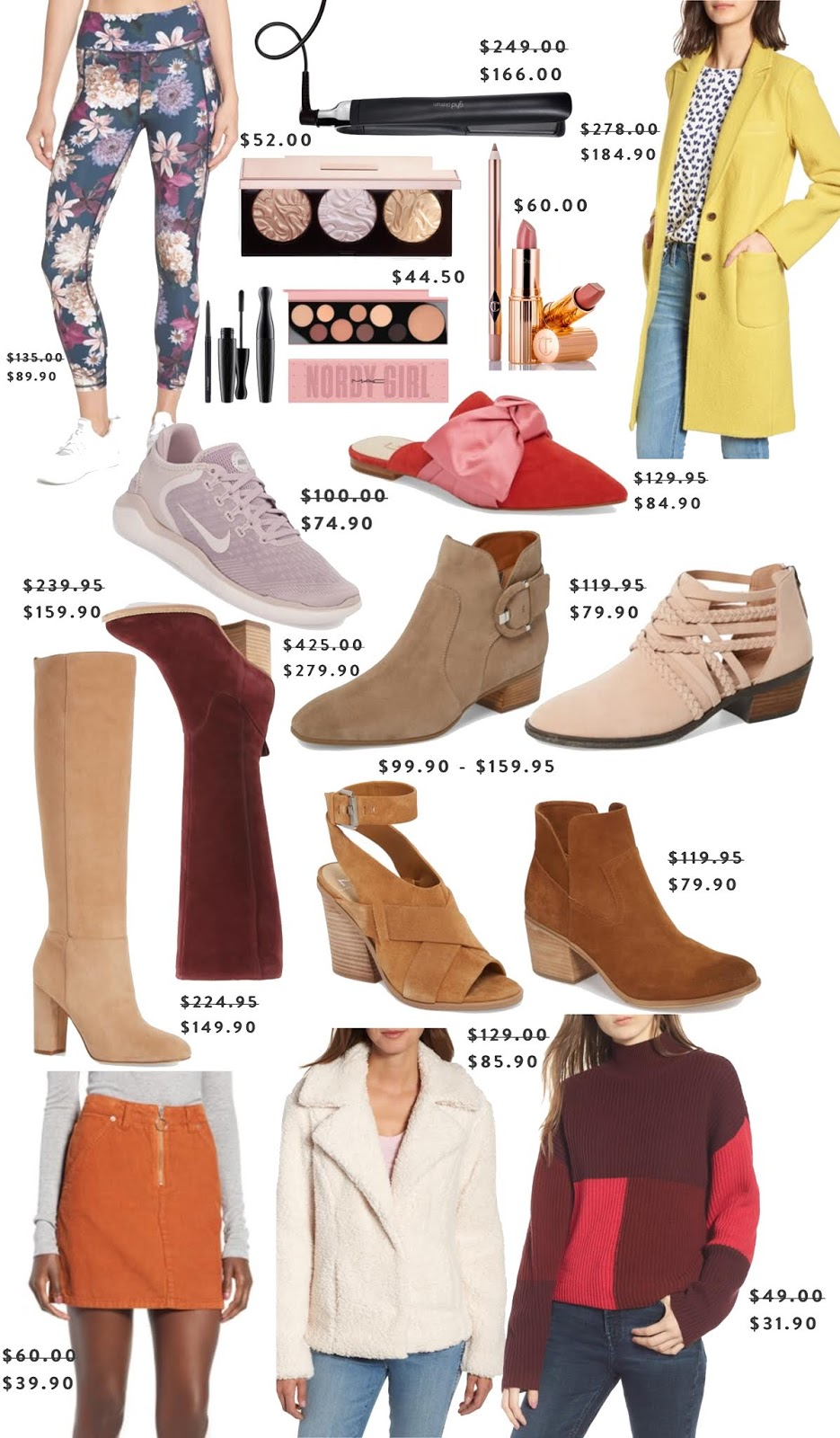 Peek into the 2018 Nordstrom Anniversary Sale Catalo: What I'm Eyeing - Something Delightful Blog