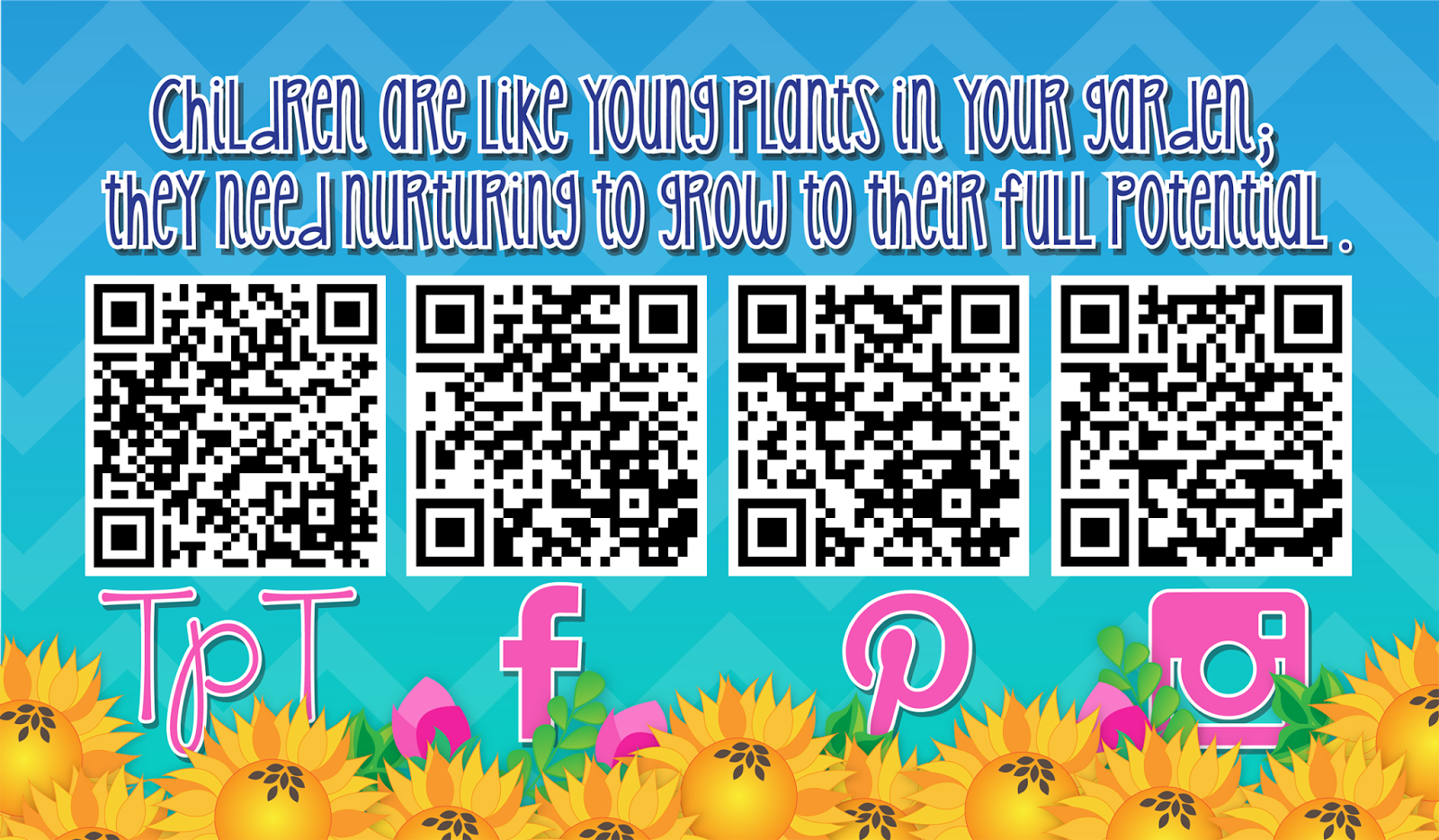 Carol S Teaching Garden Ten Ways To Use Qr Codes In Your Classroom