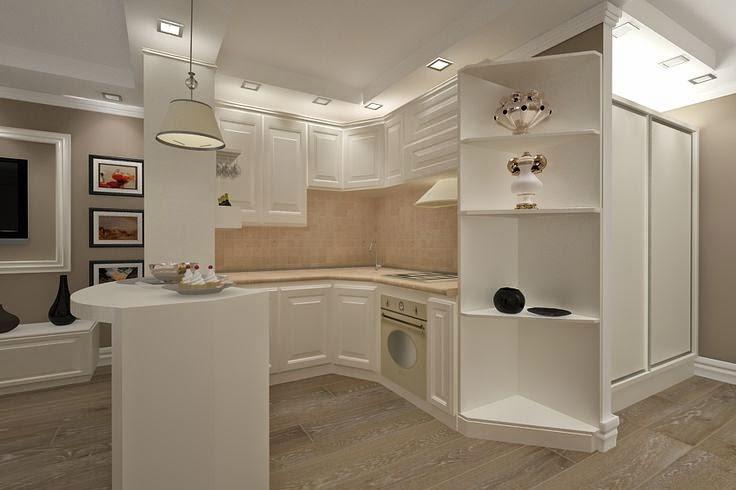 design - interior - bucatarie - apartament - Constanta