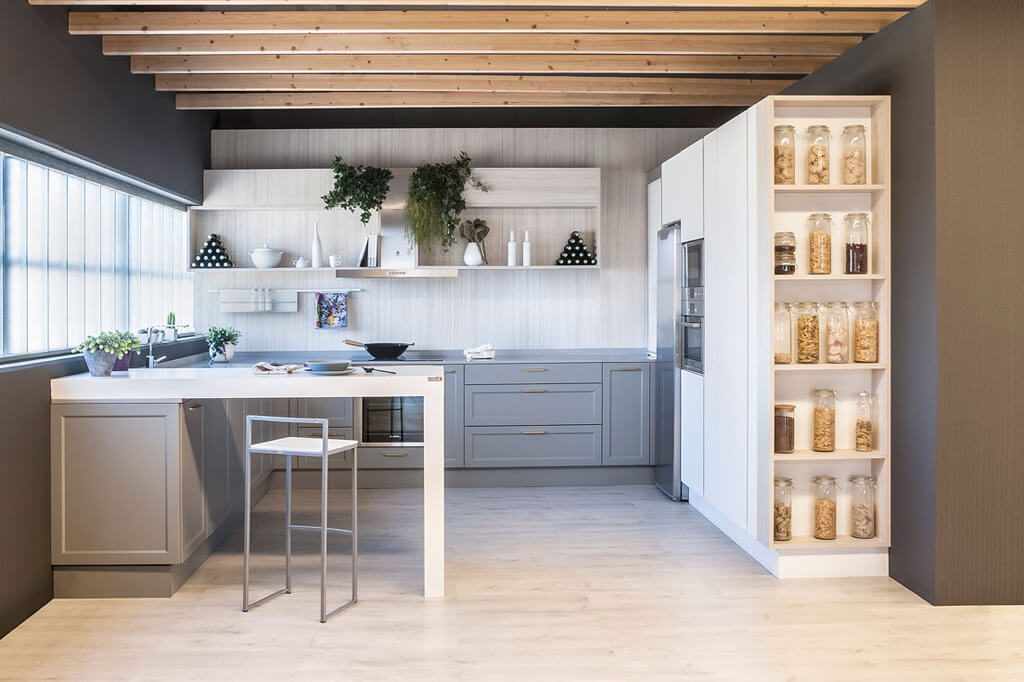 7 formas de aprovechar ms el espacio en la cocina
