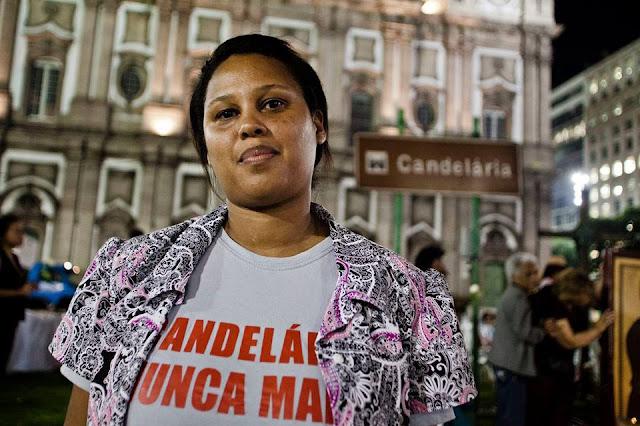 """No Rio de Janeiro: """"Militarização o tempo inteiro"""" - entrevista com Patrícia Oliveira"""