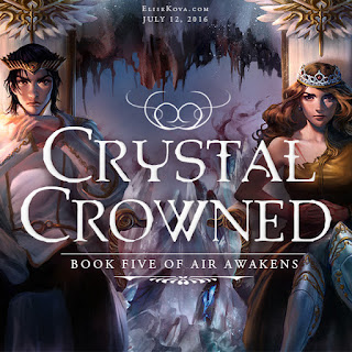 Crystal Crowned coming at you July 12!!